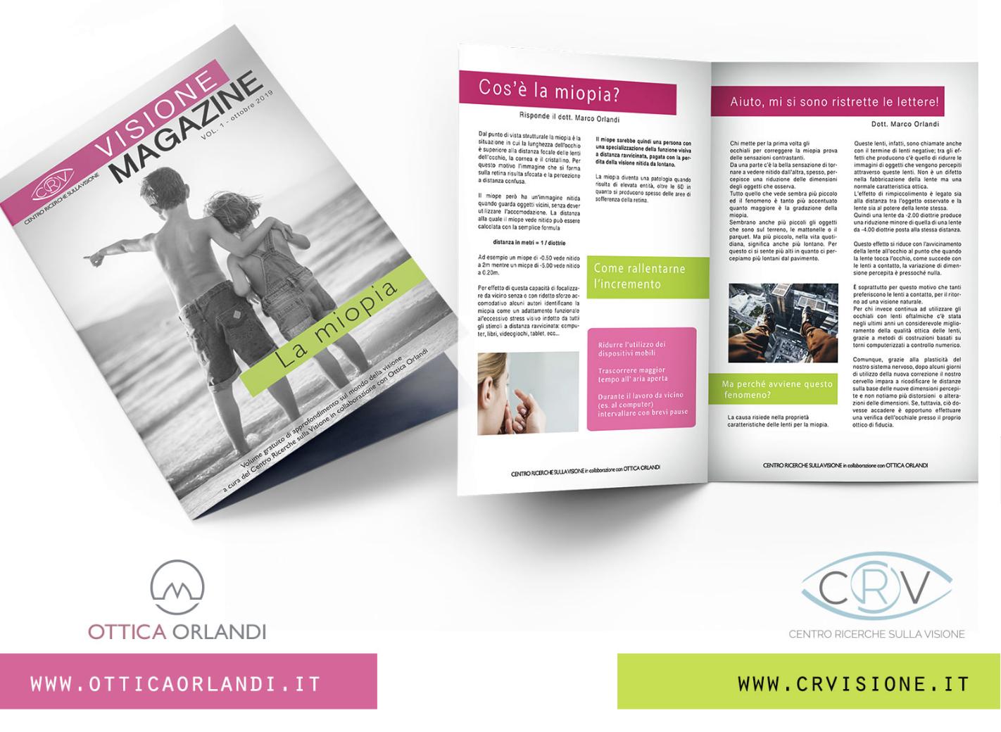 visione magazine